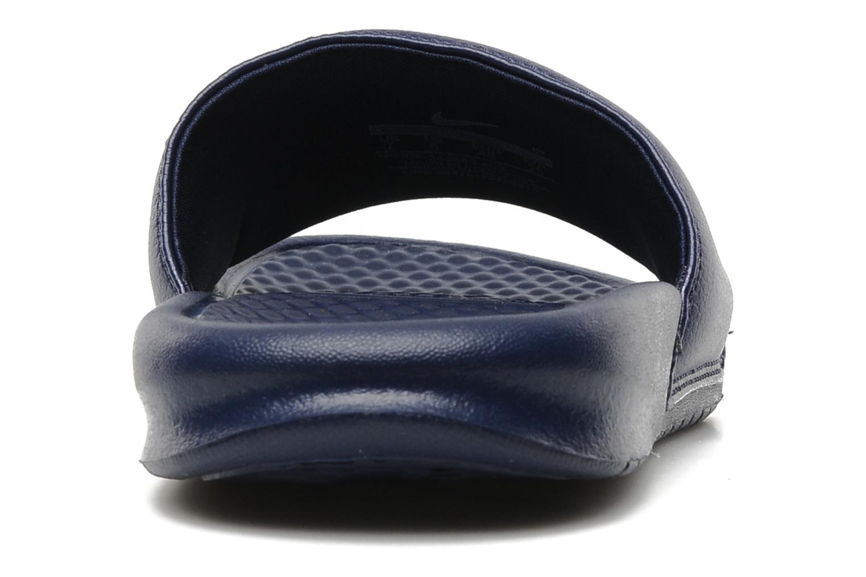 Sandaler Nike Benassi Jdi Blå Se fra højre