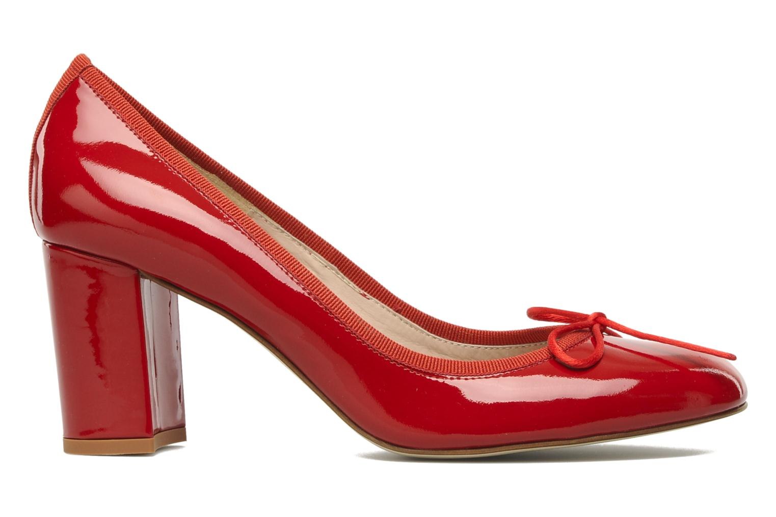 Pumps Georgia Rose Baby Baby Rood achterkant