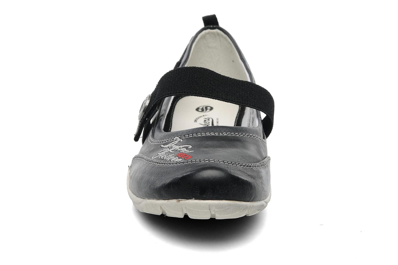Ballerines Dockers Marina Noir vue portées chaussures
