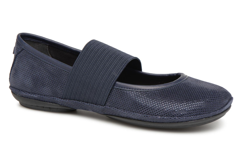 Grandes descuentos últimos zapatos Camper Right Nina 21595 (Azul) - Bailarinas Descuento