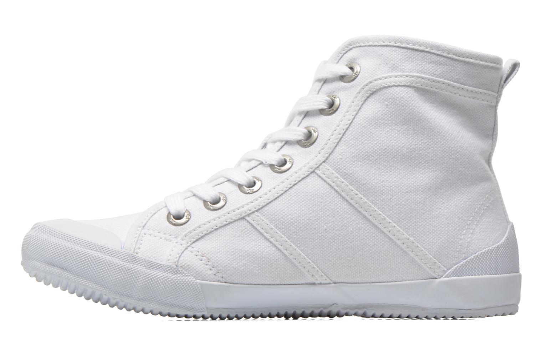 Sneaker TBS Obelia weiß ansicht von vorne