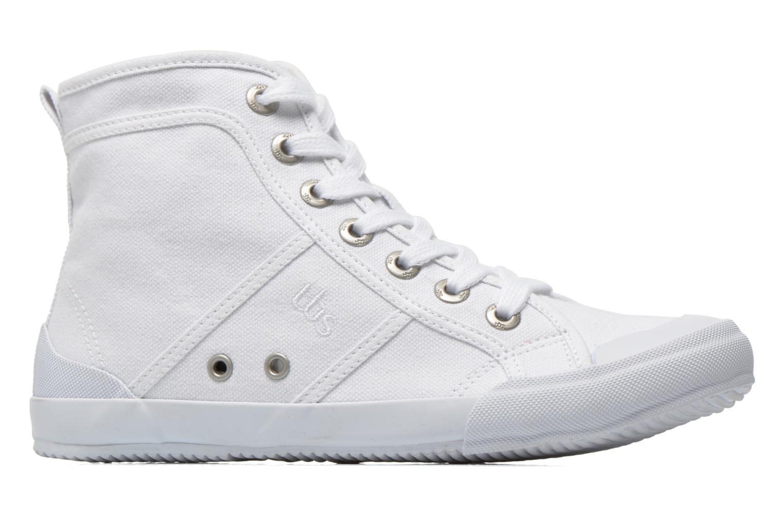 Sneakers TBS Obelia Vit bild från baksidan