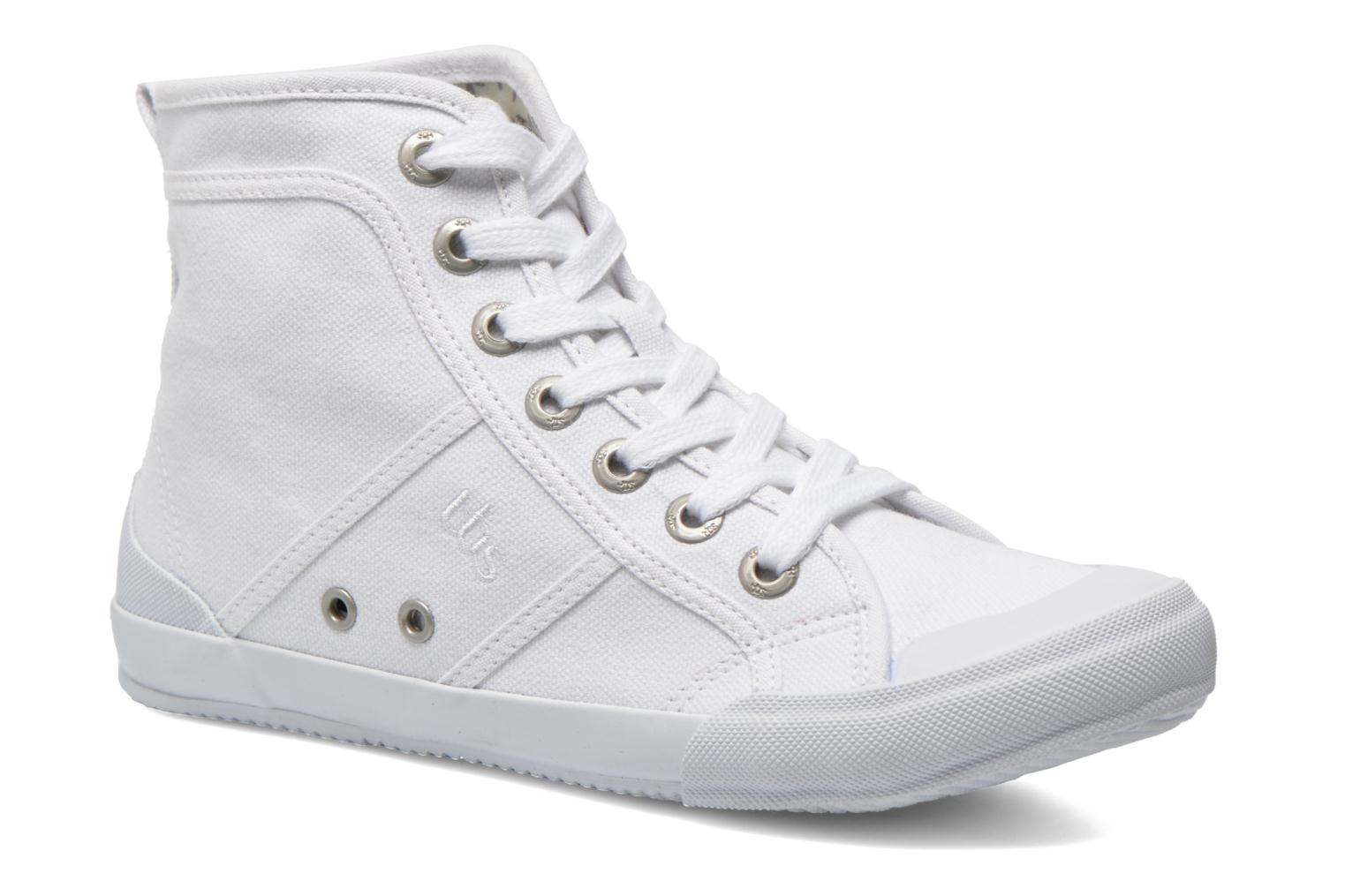 Trainers TBS Obelia White detailed view/ Pair view