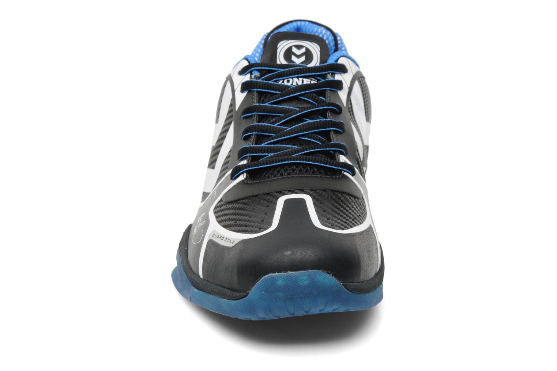 Chaussures de sport Hummel Authentic Carbon X M Noir vue portées chaussures