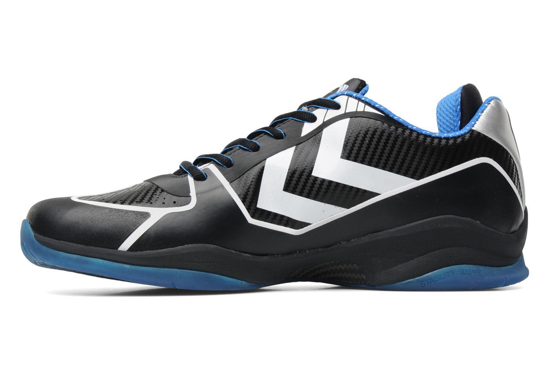 Chaussures de sport Hummel Authentic Carbon X M Noir vue face