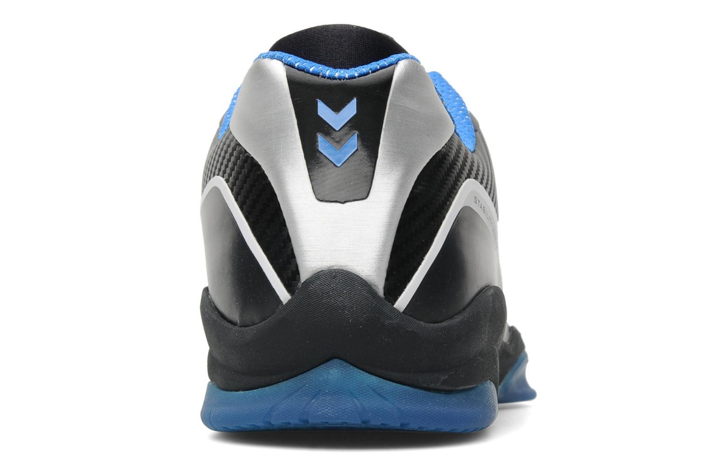 Chaussures de sport Hummel Authentic Carbon X M Noir vue droite