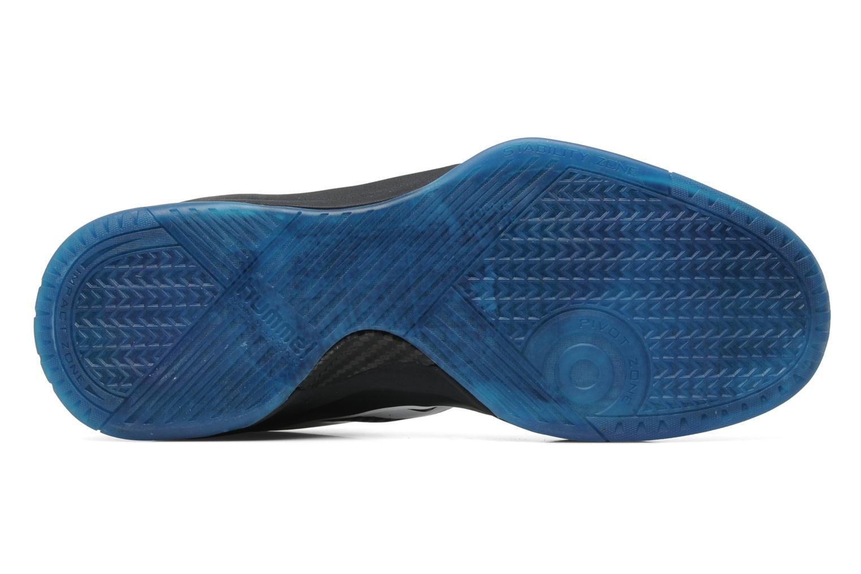 Chaussures de sport Hummel Authentic Carbon X M Noir vue haut