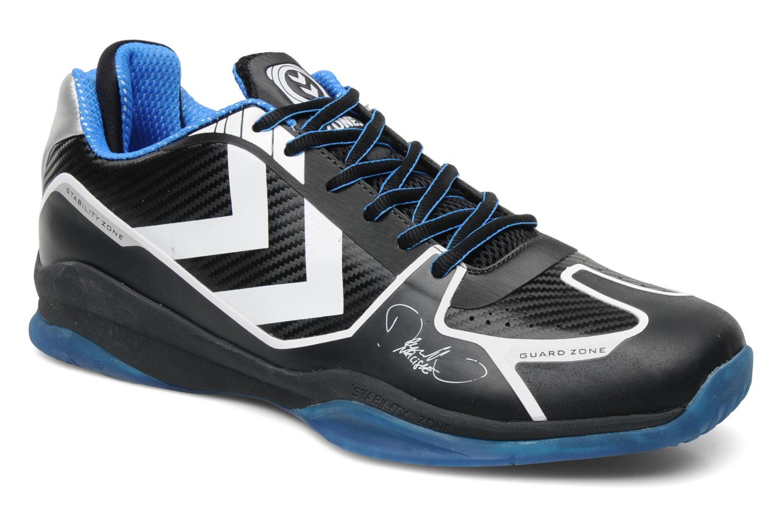 Chaussures de sport Hummel Authentic Carbon X M Noir vue détail/paire
