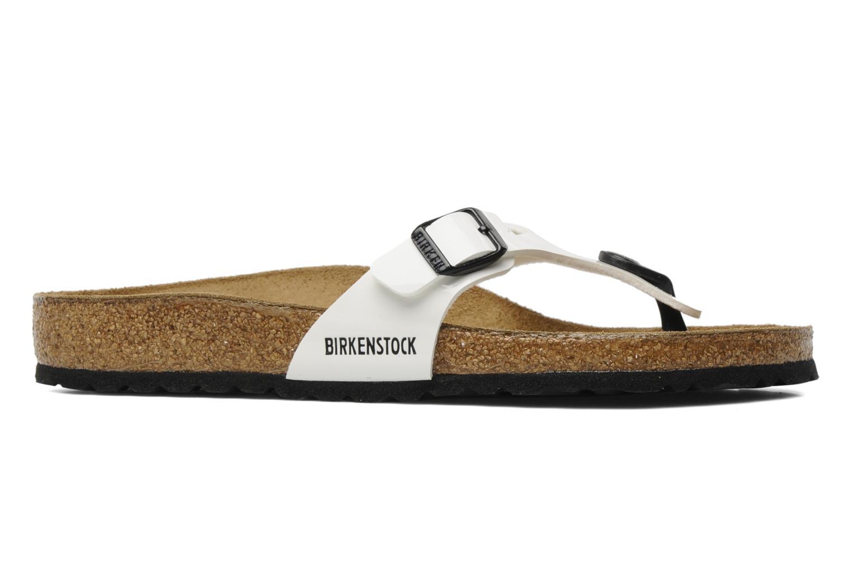 Slippers Birkenstock Turin W Wit achterkant