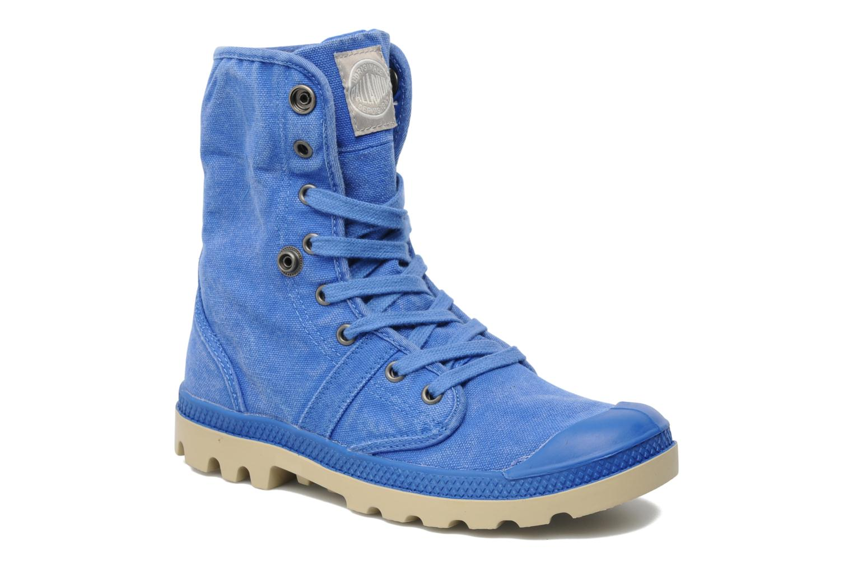 Sneakers Palladium Baggy CVS f Blauw 3/4'