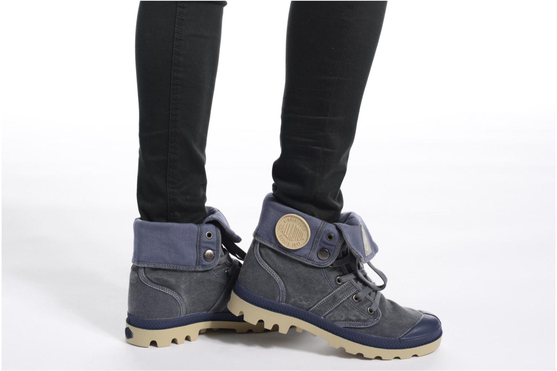 Sneakers Palladium Baggy CVS f Blauw onder