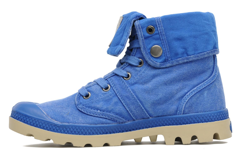 Sneakers Palladium Baggy CVS f Blauw voorkant