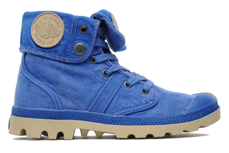 Sneakers Palladium Baggy CVS f Blauw achterkant