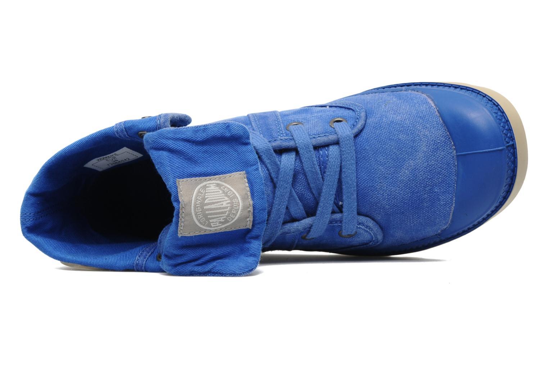 Sneakers Palladium Baggy CVS f Blauw links