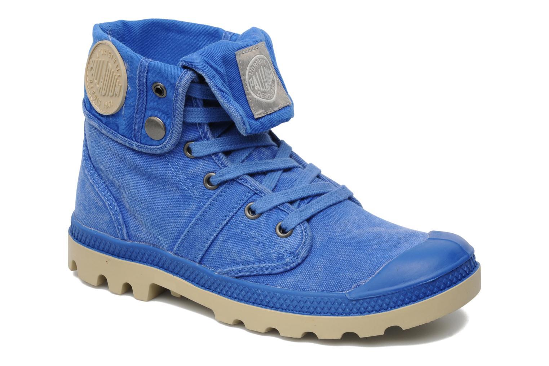 Sneakers Palladium Baggy CVS f Blauw detail