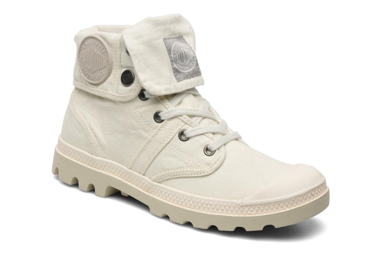 Sneakers Palladium Baggy CVS f Wit detail