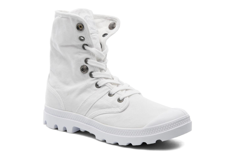 Sneakers Palladium Baggy CVS f Hvid 3/4 billede