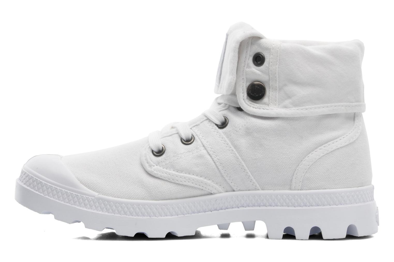 Sneakers Palladium Baggy CVS f Hvid se forfra
