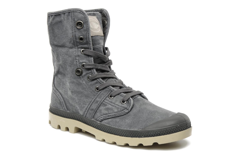Sneakers Palladium Baggy m Grijs 3/4'