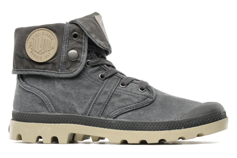 Sneakers Palladium Baggy m Grijs achterkant
