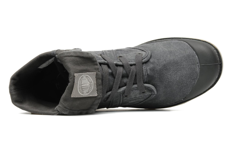 Sneakers Palladium Baggy m Grijs links