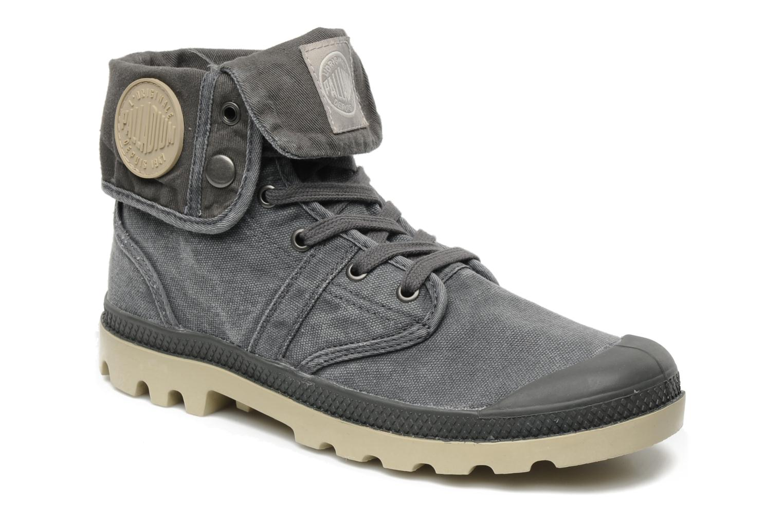 Sneakers Palladium Baggy m Grijs detail