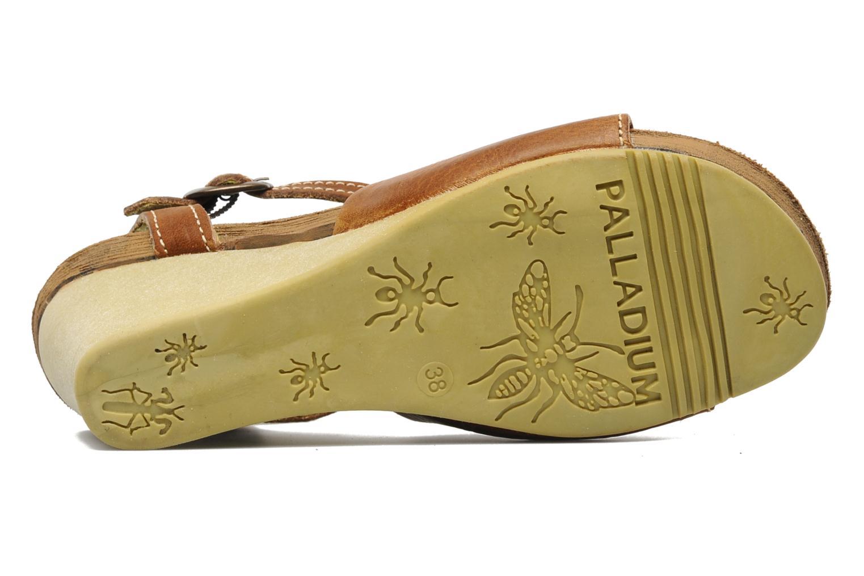 Sandalen P-L-D-M By Palladium Sampit Trev Bruin boven