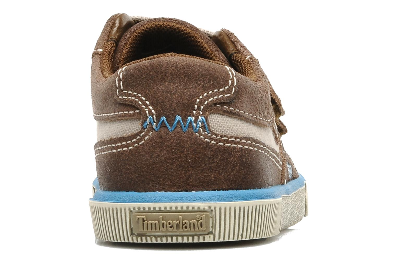 EK Atlantic Ave H&L Ox Brown with blue