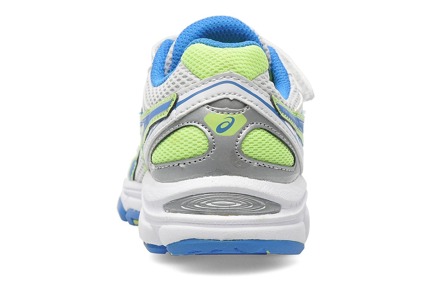 Sport shoes Asics Pre Galaxy 6 Ps White view from the right