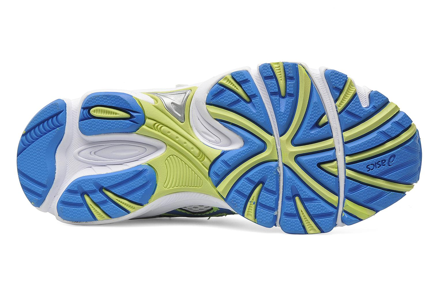 Sport shoes Asics Pre Galaxy 6 Ps White view from above