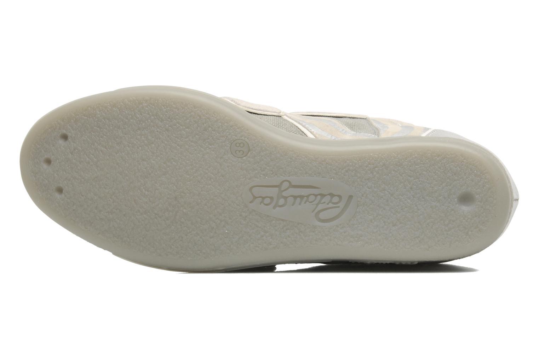 Sneakers Pataugas Valent Silver bild från ovan