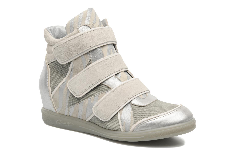 Sneakers Pataugas Valent Zilver detail