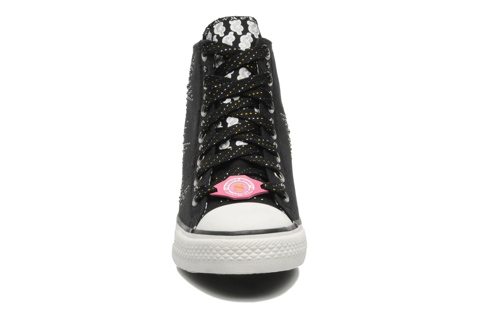Sneakers Skechers Daddy's money- Star Studded 39101 Zwart model