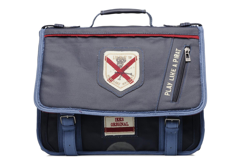 School bags Ikks Cartable 38 cm PIRAT Blue detailed view/ Pair view