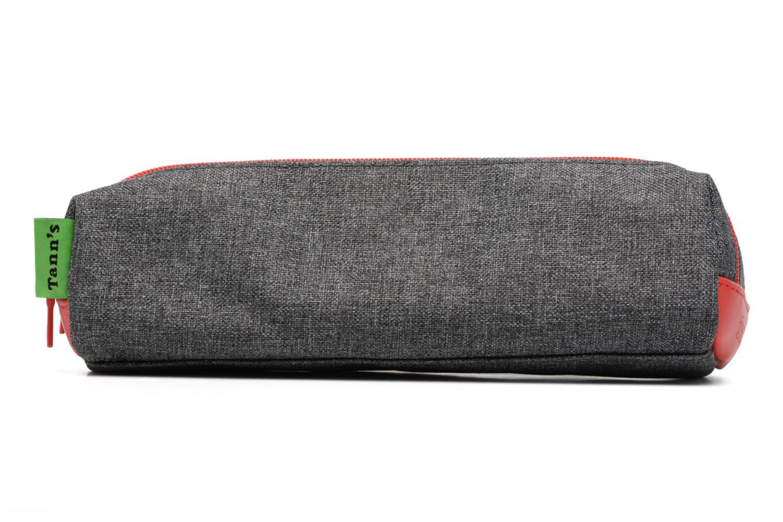 Schulzubehör Tann's Trousse double CLASSIC grau detaillierte ansicht/modell