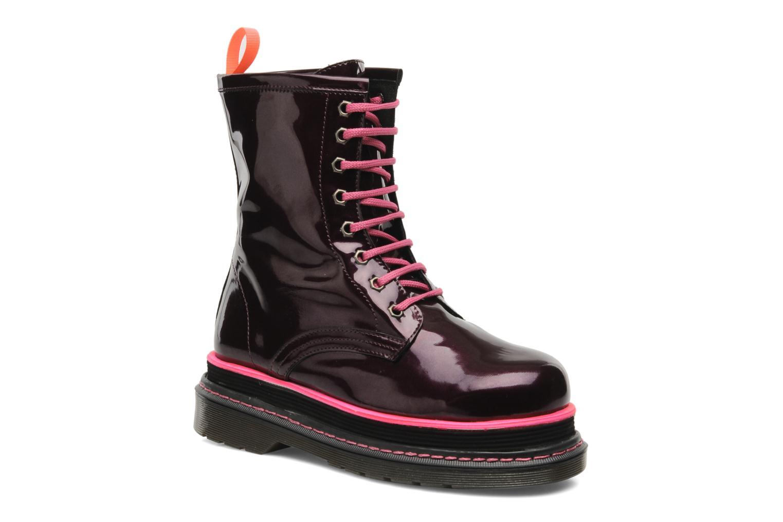 Boots en enkellaarsjes Buffalo Oceano Roze detail