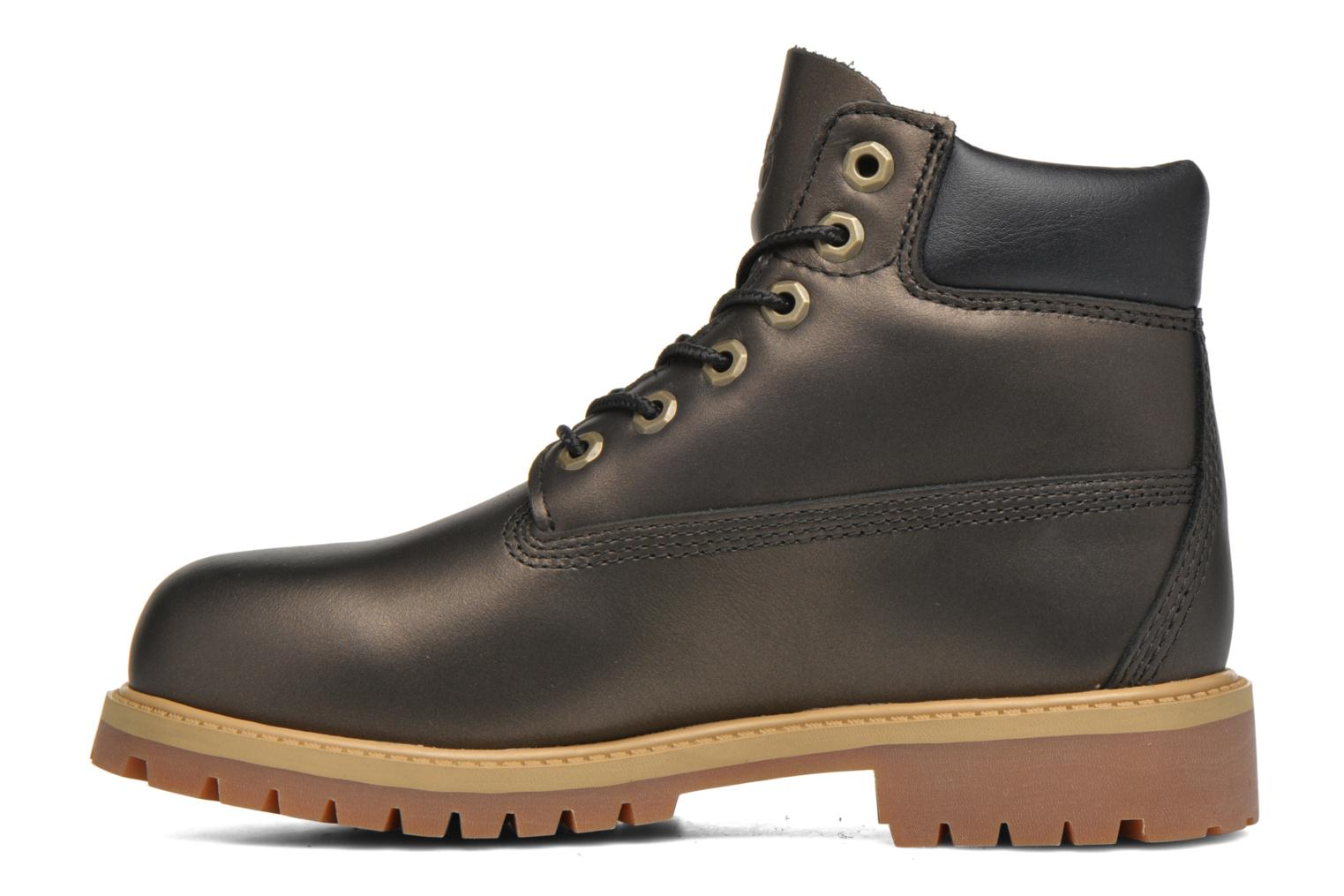 Ankle boots Timberland 6 In Premium WP Boot Black front view