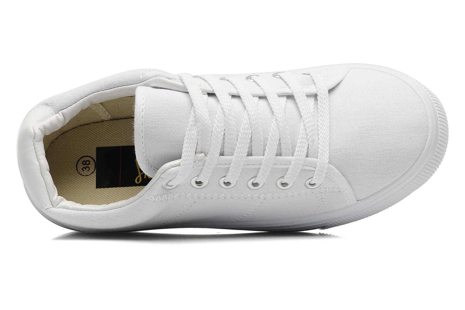 Sneakers I Love Shoes Thaoma Wit links