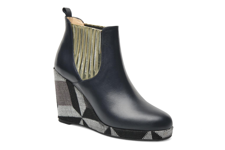 Stiefeletten & Boots MySuelly Léon blau detaillierte ansicht/modell