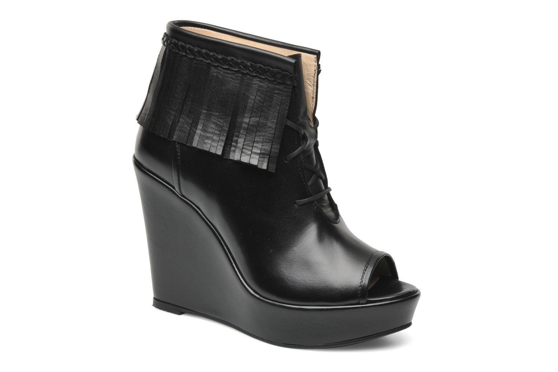 Stiefeletten & Boots MySuelly Simon schwarz detaillierte ansicht/modell