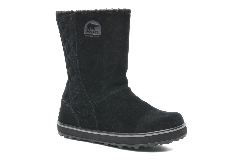 Grandes descuentos últimos zapatos Sorel Glacy (Negro) - Botines  Descuento