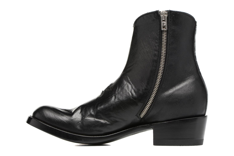 Bottines et boots Mexicana Star Noir vue face