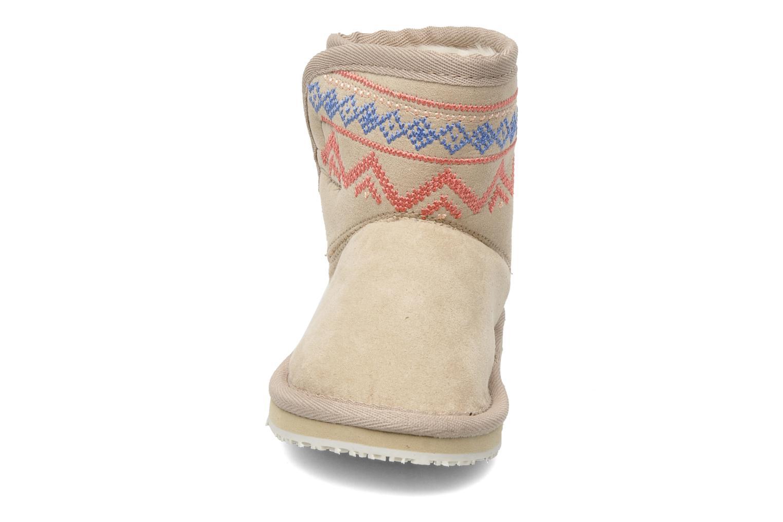 Boots en enkellaarsjes Roxy MINI TESS Beige model