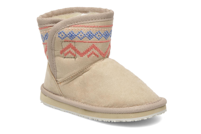 Boots en enkellaarsjes Roxy MINI TESS Beige detail