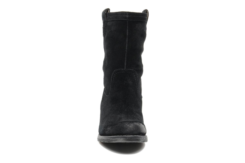 Bottines et boots Naturalizer Basha Noir vue portées chaussures