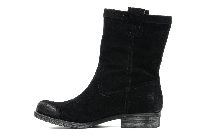 Bottines et boots Naturalizer Basha Noir vue face