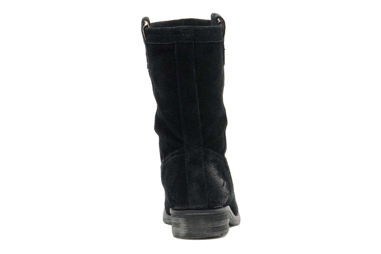 Bottines et boots Naturalizer Basha Noir vue droite