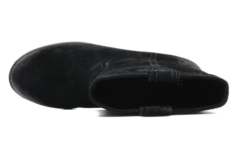 Bottines et boots Naturalizer Basha Noir vue gauche