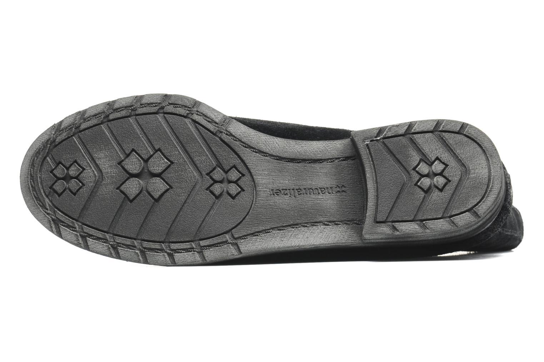 Bottines et boots Naturalizer Basha Noir vue haut