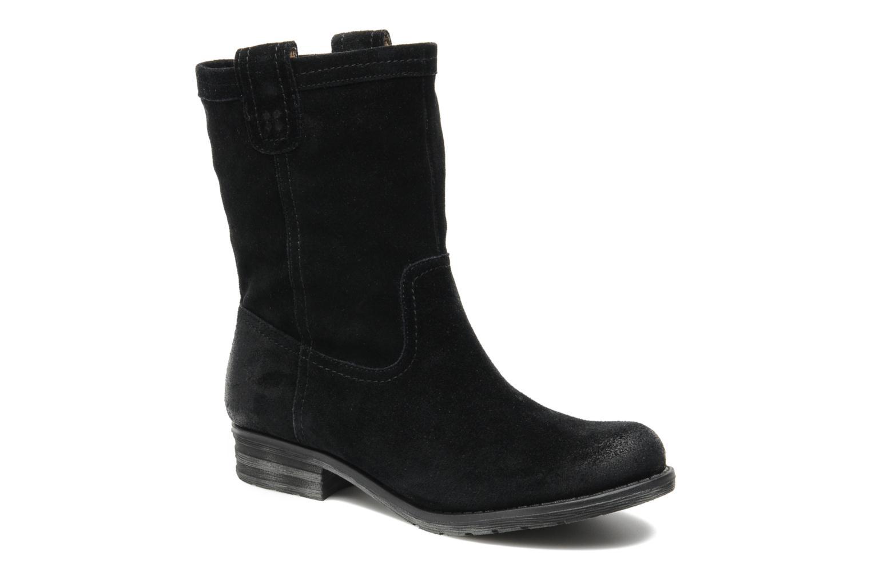 Bottines et boots Naturalizer Basha Noir vue détail/paire